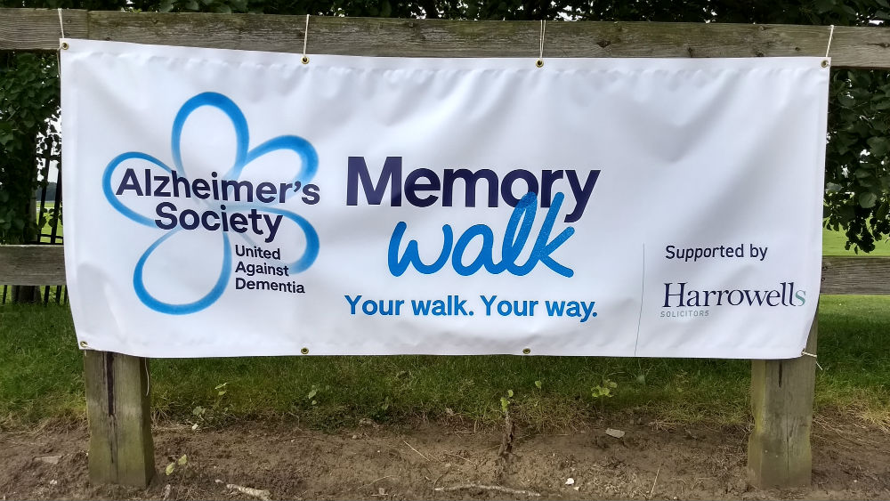 Memory Walks in York and Easingwold