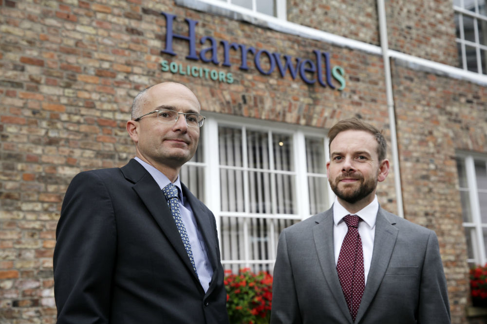 Specialist estates planning lawyer joins Harrowells