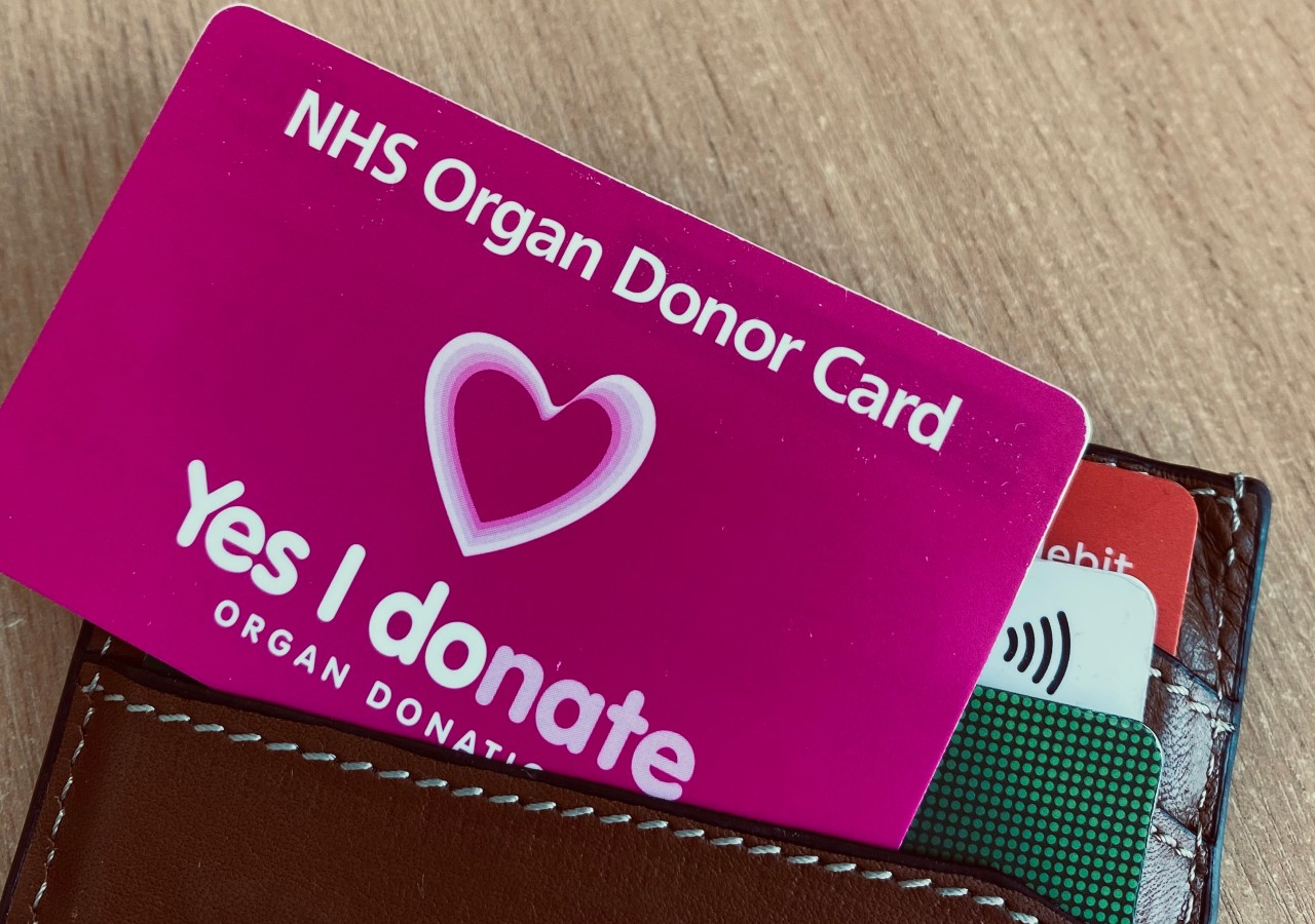 Organ Donation - Did you know the Law changed in the first Lockdown?