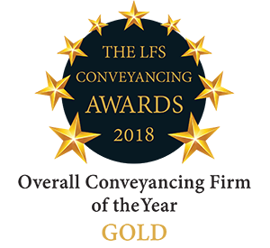 LPS Overall Conveyancing Firm of the Year 2018